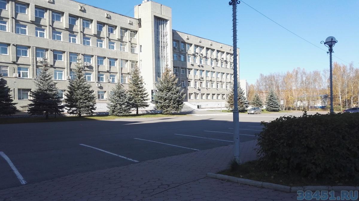 Карта Юрги подробная районы названия улиц номера домов